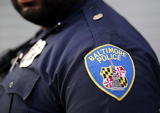 美國巴爾的摩市劫持人質5個半小時的匪徒已逮捕