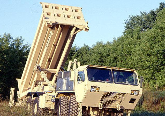 美国防部:洛克希德·马丁公司获2.73亿美元萨德反导系统生产合同