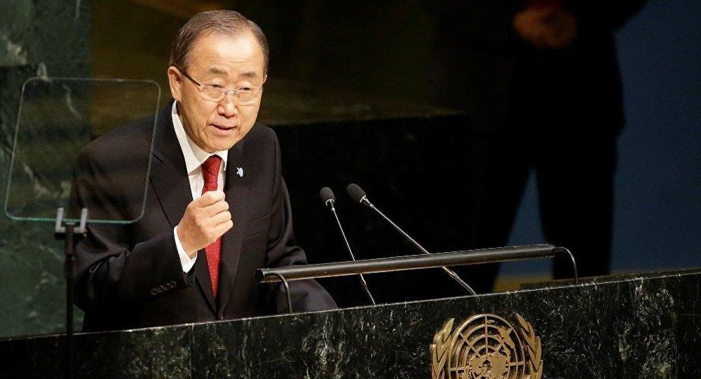 聯合國秘書長對拖欠會費國家進行點名