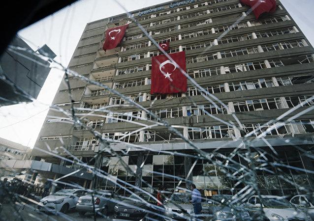 土耳其军事政变