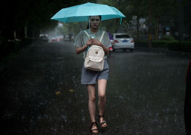 受降水影響預計黑龍江黑河段21日至22日將出現洪峰