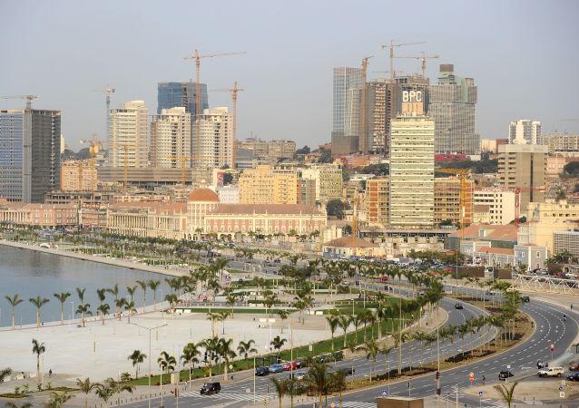 安哥拉首都羅安達