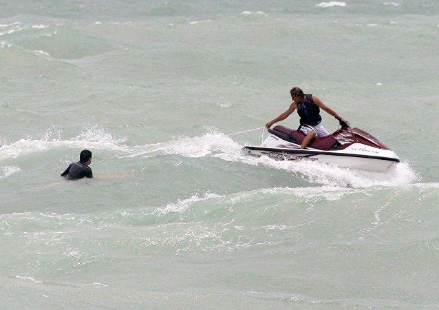 世界水上摩托拉力锦标赛将在滨海边疆区拉开帷幕