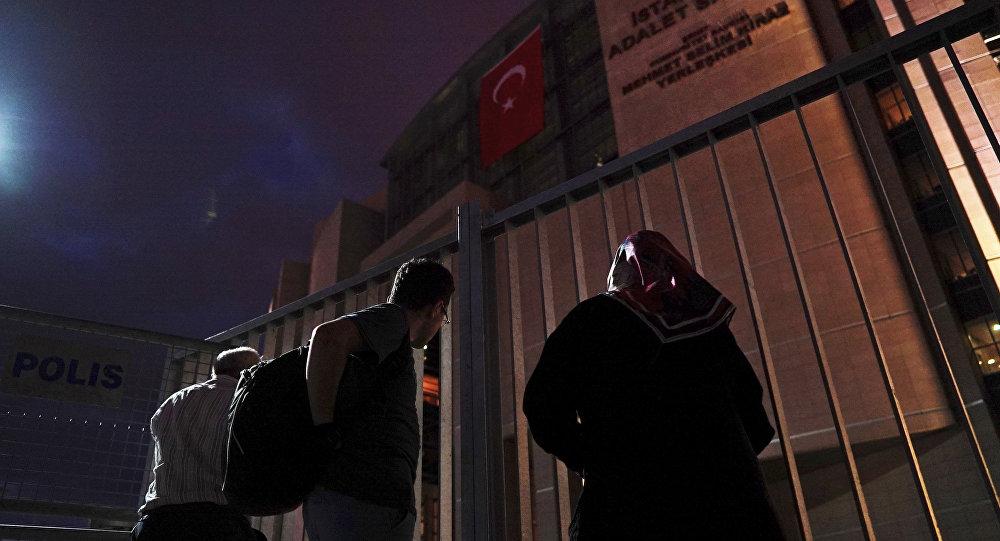 土耳其政變