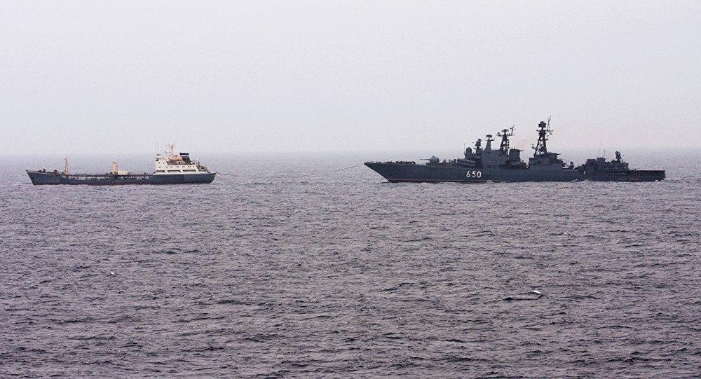 俄北方艦隊