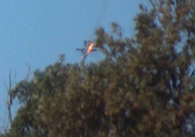 土耳其副總理:擊落俄羅斯蘇–24的飛行員參與了土耳其政變