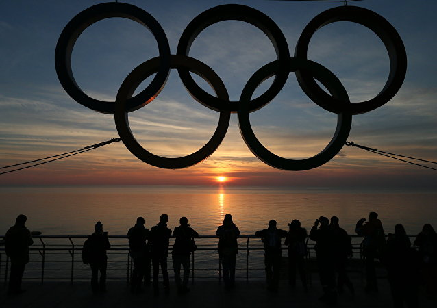 奥运会象征