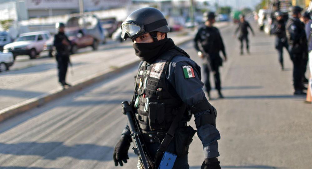 墨西哥交通事故致11人死亡