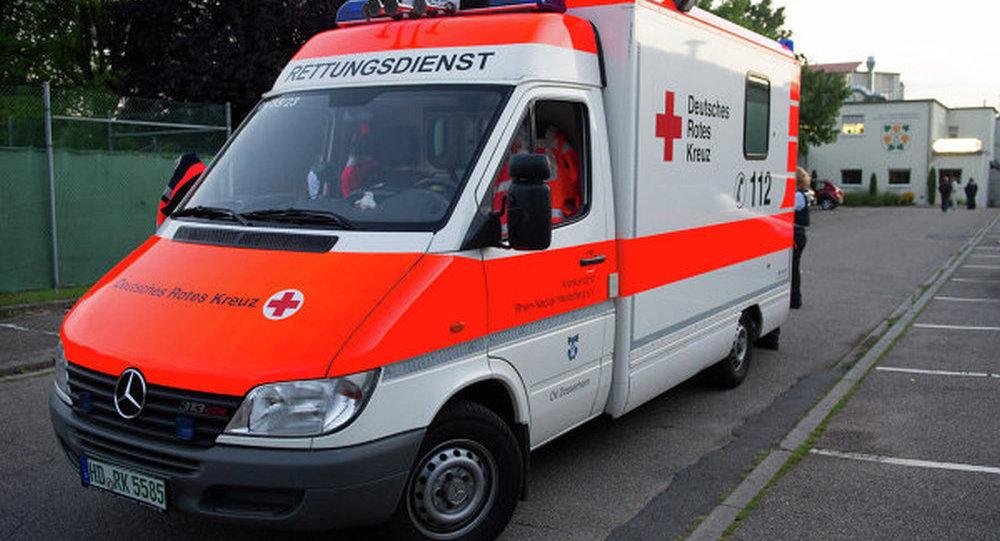 德國救護車