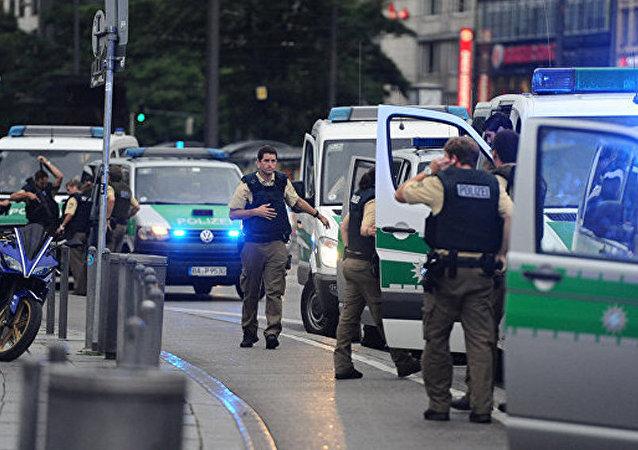 德國警方 (慕尼黑)