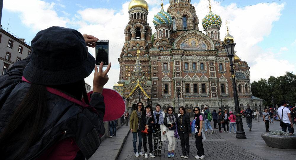 报告:中国游客对俄罗斯旅游市场满意度较高