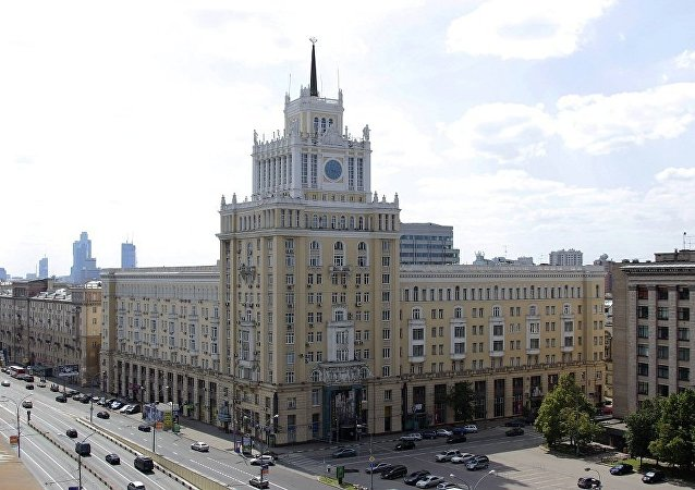 莫斯科北京饭店