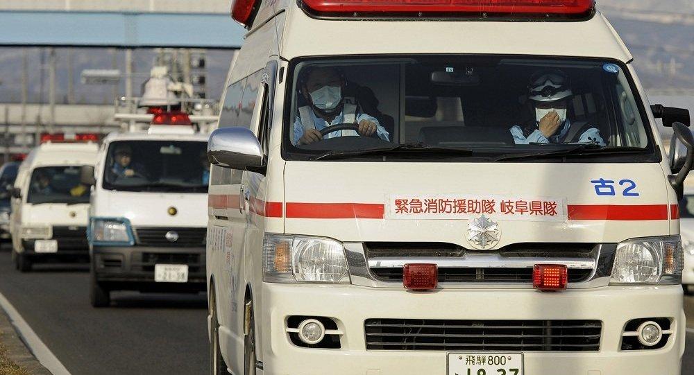约3800名日本居民在1周内因中暑被送往医院 2人死亡