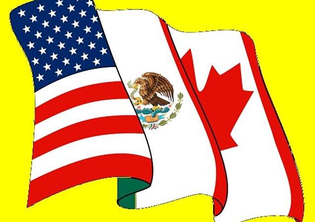 北美自由貿易協議