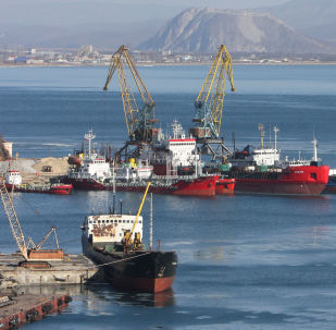 俄蒙就简化经远东港口的铁路货运手续达成一致