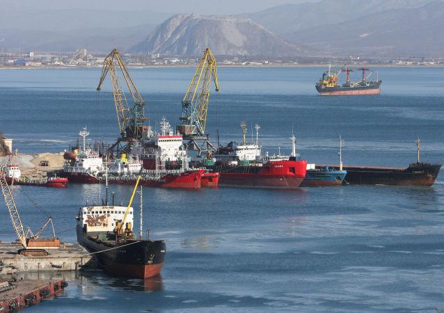 吉林省有意投資俄羅斯港口