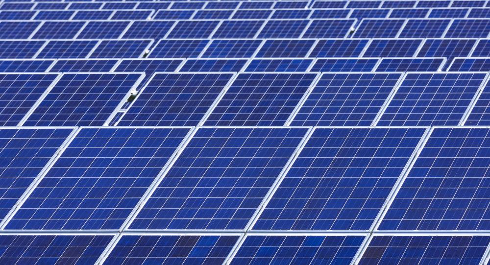媒體:埃及與中國建立太陽能電池生產合作