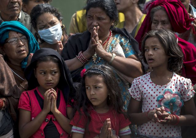 外媒:尼泊爾災害導致的死亡人數漲至58人