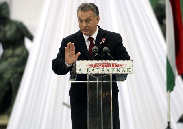 匈牙利反对美国对俄中采取更严厉措施