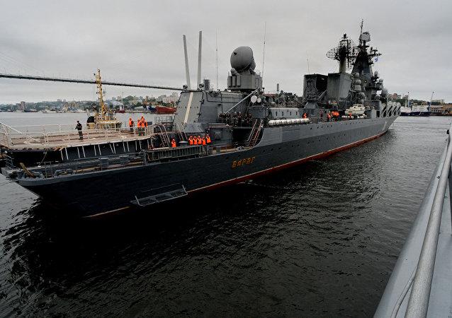 瓦良格号巡洋舰