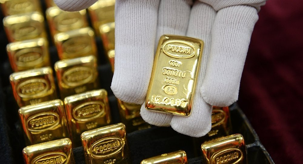 中国看好俄罗斯黄金