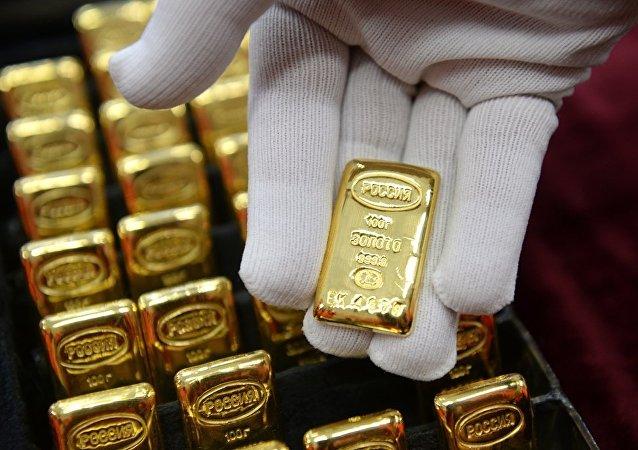 中國看好俄羅斯黃金