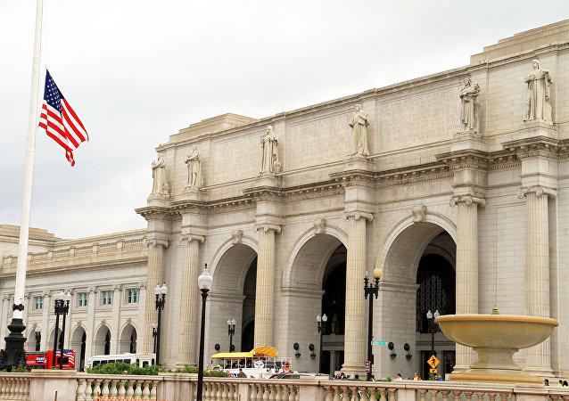 媒體:華盛頓主火車站火災報警信息未得到證實