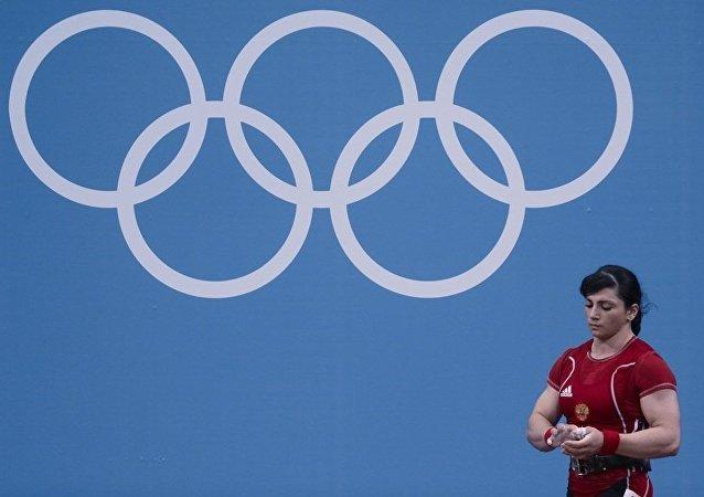 俄舉重運動員未獲國際舉重聯合會參加里約奧運會許可