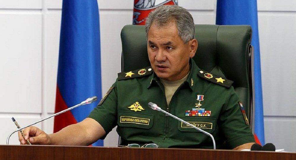 俄罗斯国防部长绍伊古