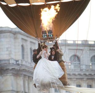 媒體:俄登記結婚人數在經濟狀況好轉背景下開始增多