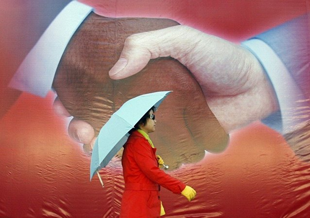 俄专家:中国在非洲发展中发挥积极作用