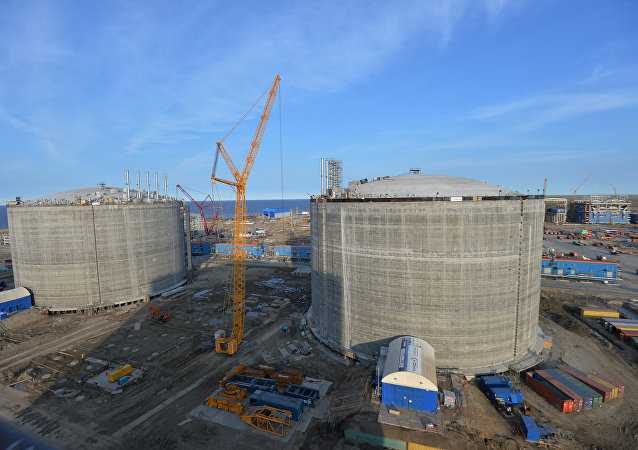 俄亞馬爾LNG第二條生產線將於9日啓動