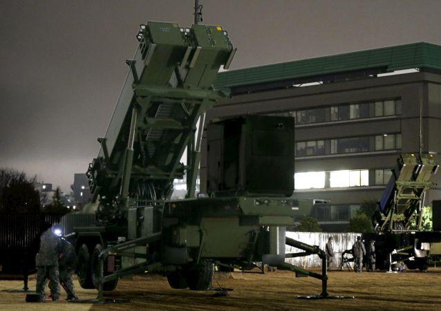 爱国者PAC-3导弹系统 (东京)