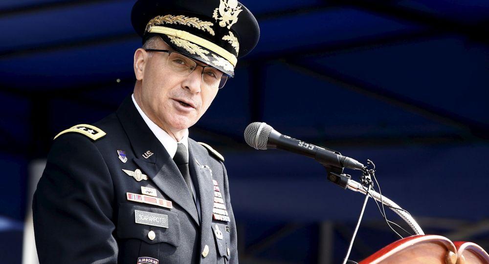 美军欧洲司令部司令主张与俄展开更加密切的合作