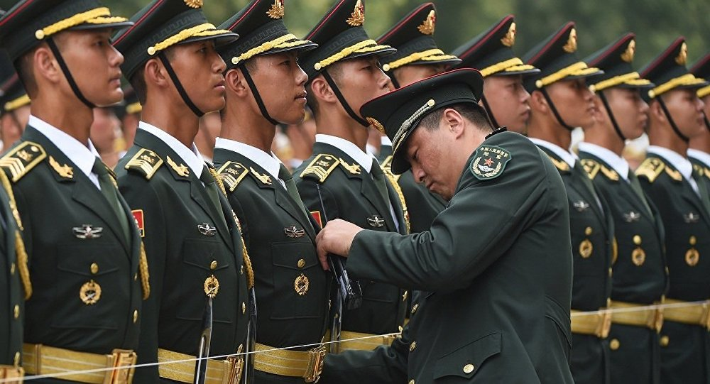 中国国防部:中国军队试点运行军人电子健康档案系统
