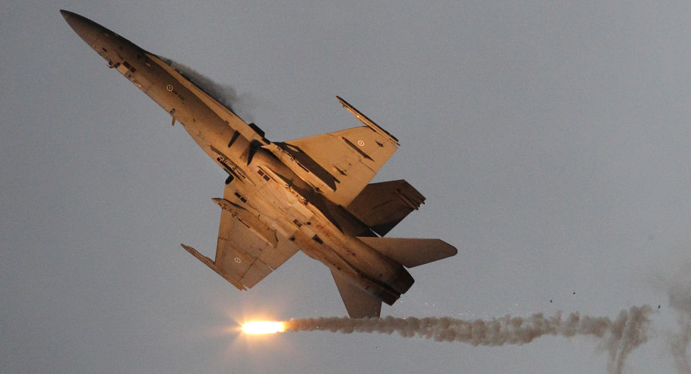F/A-18大黃蜂戰鬥轟炸機