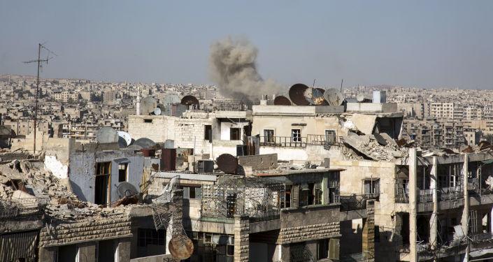 俄外交部:對代爾祖爾的空襲發生在敘反對派違反停火制度的背景下