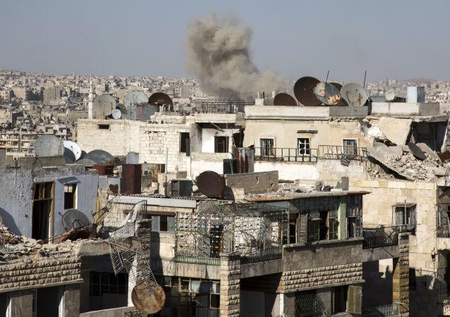聯合國正與俄敘就阿勒頗人道行動進行磋商且願意加入
