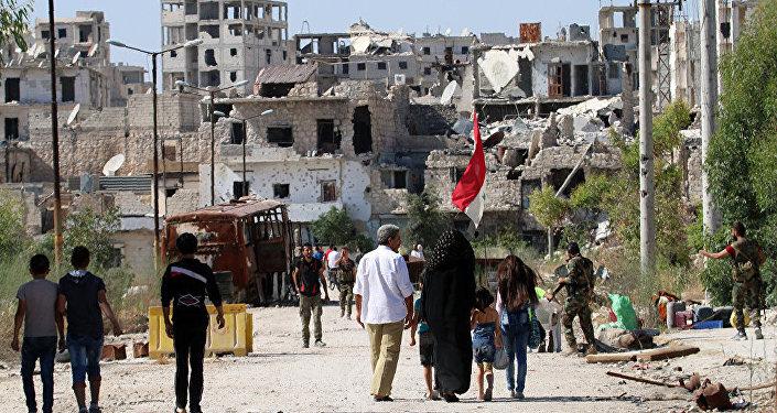 俄总参谋部:一周内叙利亚多个居民点签署和解协议