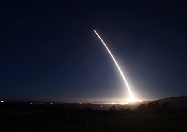 美国空军打算装备最新的洲际导弹