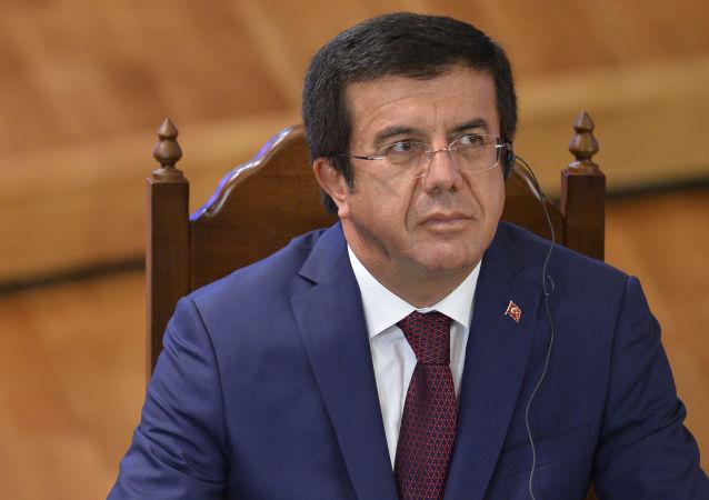 土耳其经济部长泽依贝科齐