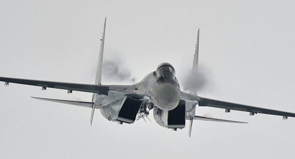 苏-35飞机