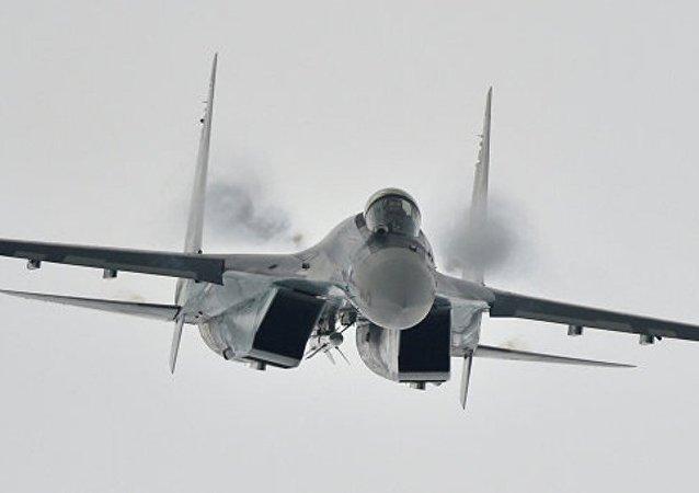 该国望10月前获得首架俄苏-35飞机供应
