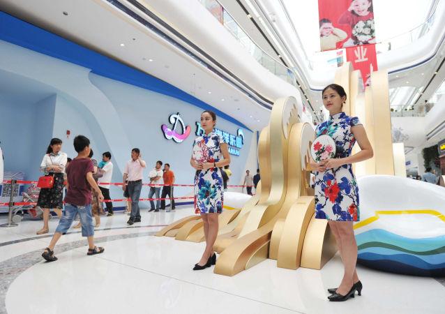 Wanda City, 中國