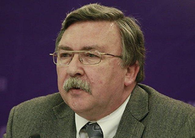 俄羅斯外交部防擴散和軍控問題司司長烏里揚諾夫