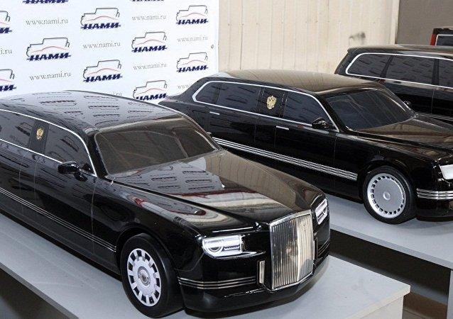 俄罗斯总统座驾项目将制造敞篷车