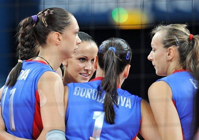 俄羅斯女子排球隊
