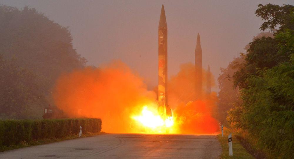朝鲜今年就能测试洲际弹道导弹