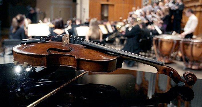 俄小提琴大师将与中国音乐家同台献艺第20届北京国际音乐节