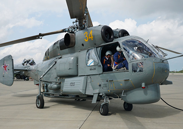 卡-28直升机